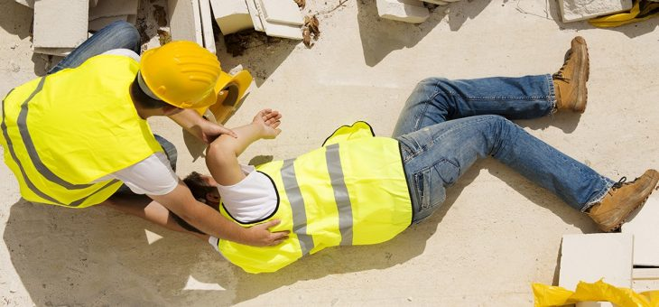 ¿Cuando indemnizan por haber sufrido un accidente laboral?