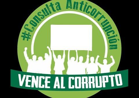 ¿Cuales son las preguntas de la consulta Anticorrupción?