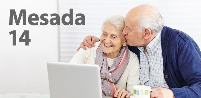 ¿A partir de qué fecha se eliminó la Mesada 14 a los pensionados?