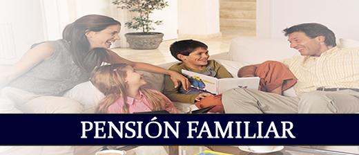 ¿Para acceder a la pensión familiar ambos afiliados deben acreditar la edad de pensión?