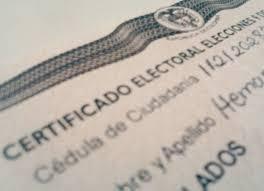 ¿Entregaran certificado electoral por votar en la Consulta Anticorrupción?