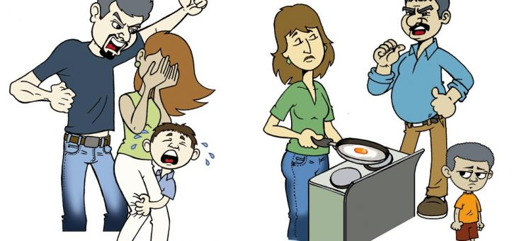 ¿Dónde puedo denunciar la violencia intrafamiliar?