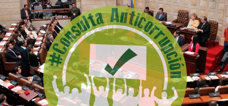 ¿Qué pasó con la Consulta Anticorrupción?