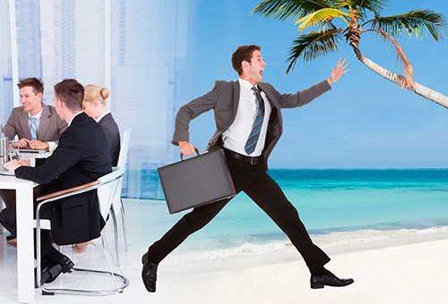 ¿Cuántos días de las vacaciones puede acumular un trabajador?