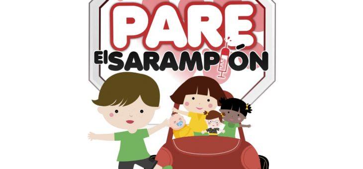 Ahora todos los niños de 6 a 11 meses se vacunan contra el sarampión