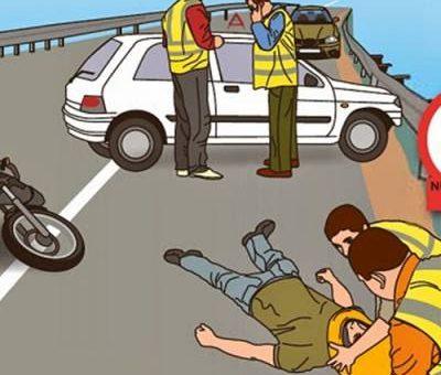 ¿La EPS debe atender las lesiones corporales en accidentes de transito?