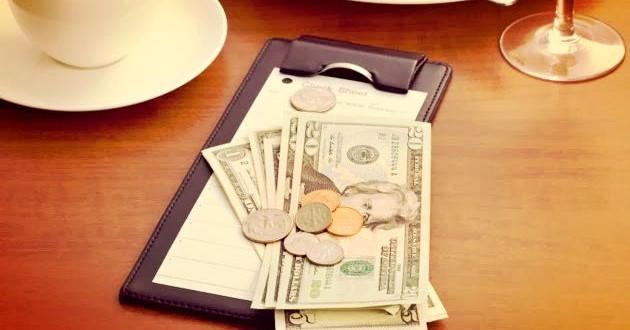 ¿Las propinas se pueden pactar como parte del salario del trabajador ?