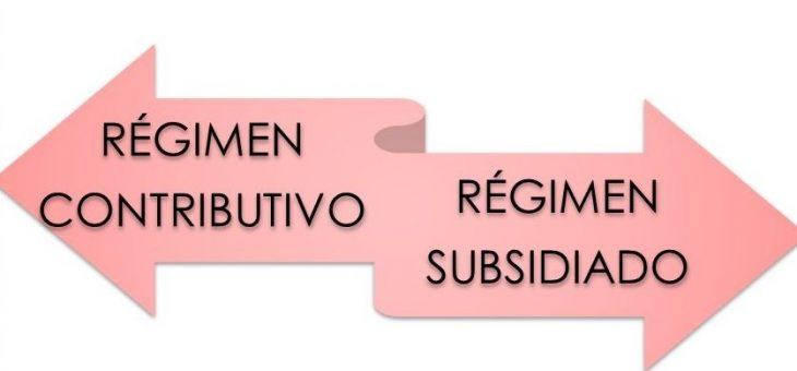 ¿Cómo es la movilidad de EPS entre el régimen subsidiado y el contributivo?