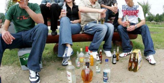 ¿Se puede consumir alcohol en espacios públicos?