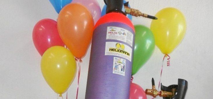 ¿Está prohibido el uso de Hidrógeno para inflar globos?