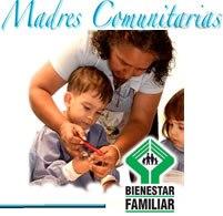 ¿Las madres comunitarias son trabajadoras del ICBF?