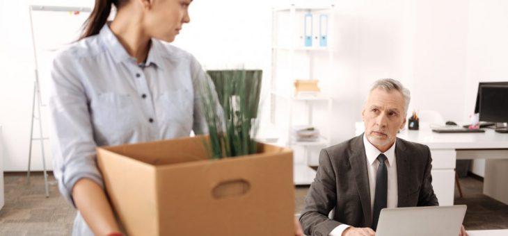 ¿ Que sucede cuando el trabajador renuncia sin previo aviso?