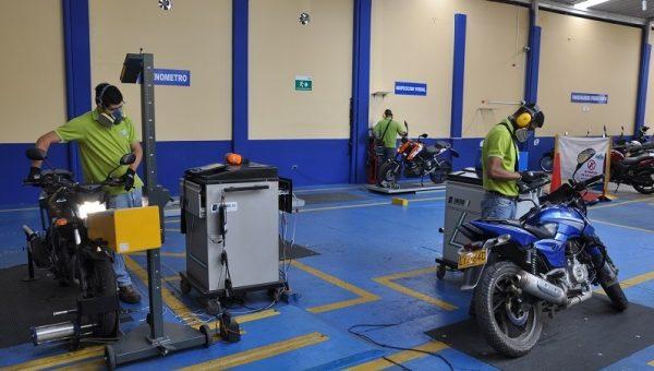 Cuando debe hacerse  la revisión Técnico mecánica de las motocicletas?