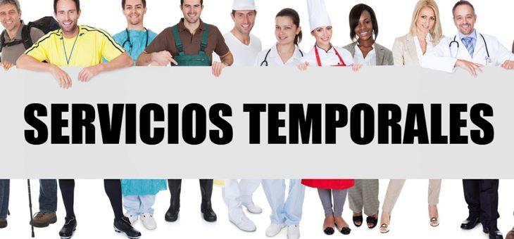 Cuando se puede contratar una empresa temporal?