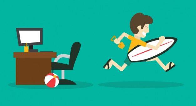 ¿En estos momentos pueden tomar el periodo de vacaciones los trabajadores?
