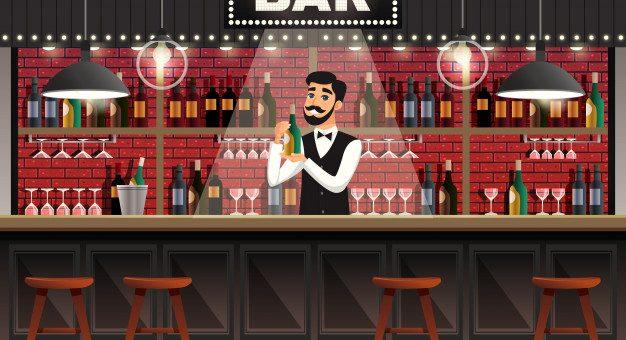 ¿Por qué no se permitirá la venta de licor en los bares?