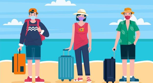 ¿Cuáles son las medidas de bioseguridad para los turistas en las playas?