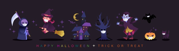 ¿Cuales son las medidas adoptadas por el Gobierno Nacional para Halloween?