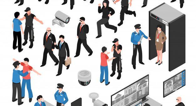 ¿Los vigilantes pueden laborar turnos de 12 horas?