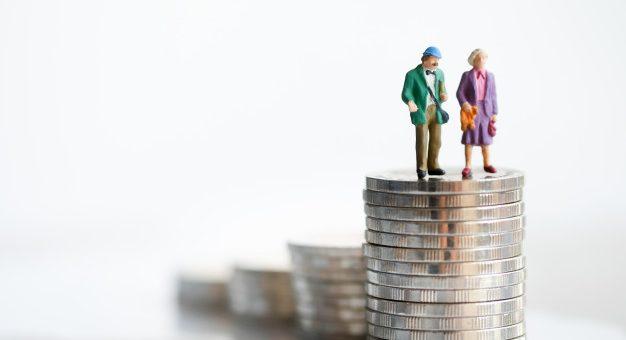 ¿Cuánto aumentarán las mesadas pensionales este año 2021?