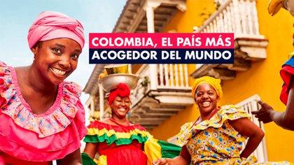 ¿Cuál es el nuevo lema para promocionar a Colombia en el exterior?