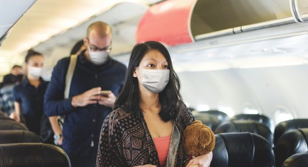 ¿Cuál es el protocolo de bioseguridad vigente para viajar por avión?